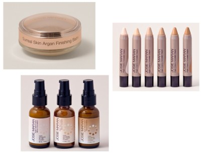 Josie Maran Makeup with Argan Oil