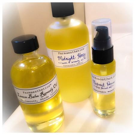 Farmaesthetics Face and Body Oils