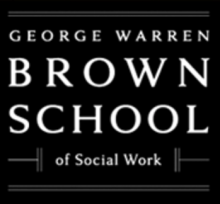 Brown School Washington University logo