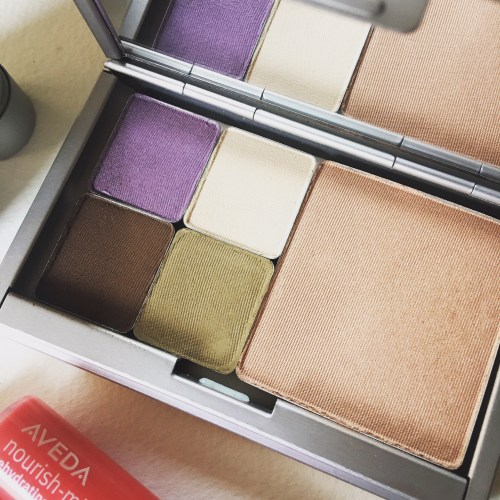 Aveda Spring/Summer 2017 Collection Eyeshadows and Face Powder