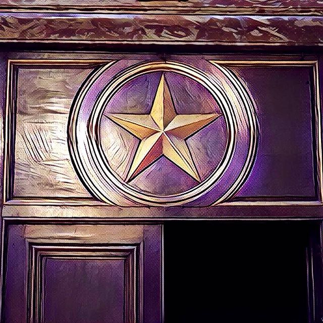 purple and gold wood star, photography of the pantheon in paris france, photo print