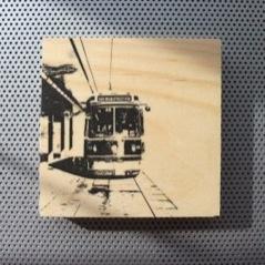 toronto canada home decor, ttc design, toronto transit streetcar, tram trams decoration, public transit transport nostalgia, the 6ix toronto