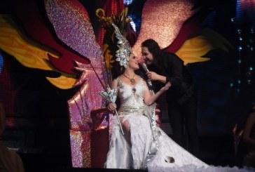 Coronan a Rocio IV Reina Carnaval