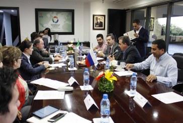 Intercambio entre Sinaloa y Rusia