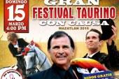 Gran Festival Taurino con causa