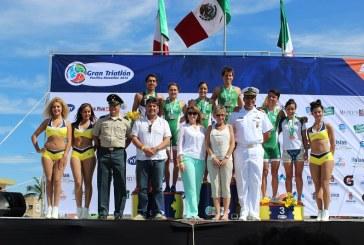 Gran Triatlón Pacífico Mazatlán 2015