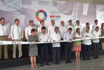 Inauguracion Tianguis Turistico 2015