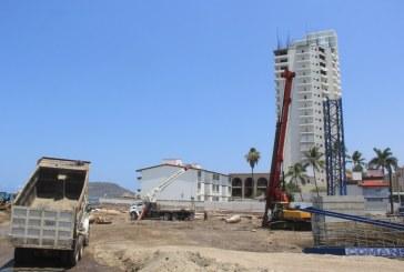 Inicia la construcción del hotel Holiday Inn Resort en Mazatlán