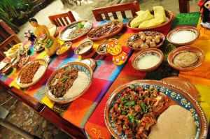 Turismo Gastronomía Sinaloa 2017