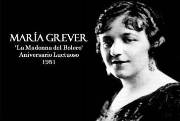 Convocatoria Maria Grever 2015