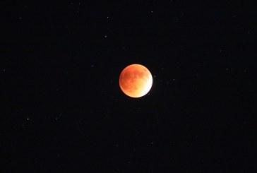 La Super Luna Roja en Vivo