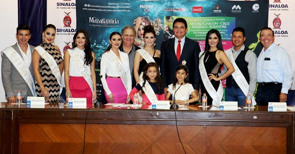 Mazatlán se Declara Listo para Carnaval 2016 Malova