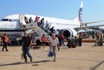 Se incrementa 9% el flujo turístico vía aérea en Sinaloa durante 2015
