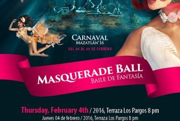 Baile de Fantasía / Masquerade ball