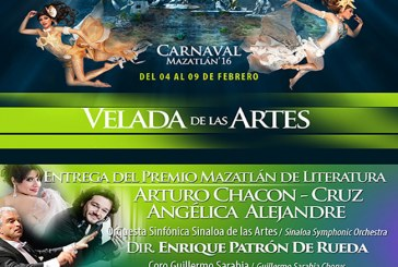 Velada de las Artes / Evening of the art
