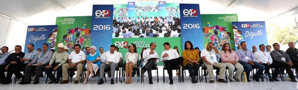 Inauguración Expo Agro Sinaloa 2016