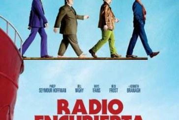 "Este sábado en el Cinematógrafo ""Radio Encubierta"" de Richard Curtis"