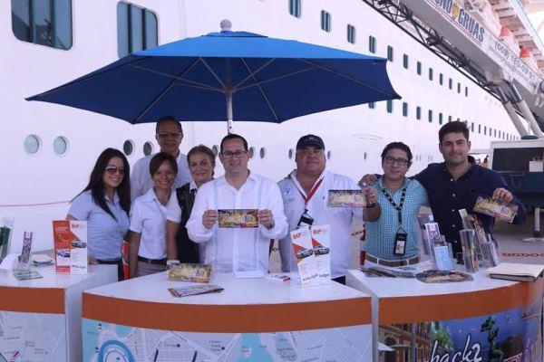 Bck to Mazatlán Lanzamiento Campaña 2016