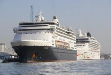 La línea naviera Holland America  incrementa sus arribos a Mazatlán