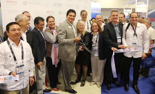 Sinaloa en Seatrade Show Miami 2016 Cruceros Turísticos