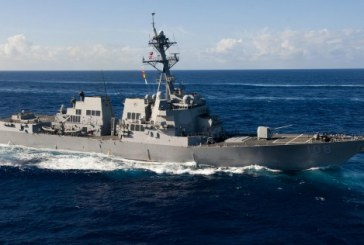 Buque de la Marina de  EU arribará a Mazatlán