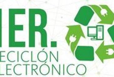Primer reciclón electronico Café Marino