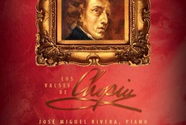 Los Valses de Chopin   Pianista José Miguel Rivera