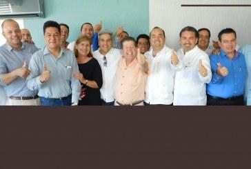 Marcos Osuna toma protesta como Delegado de Canaco Servytur Sur Sinaloa en El Quelite