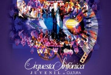 Orquesta Sinfónica Juvenil de Cultura en San Carlos Borromeo