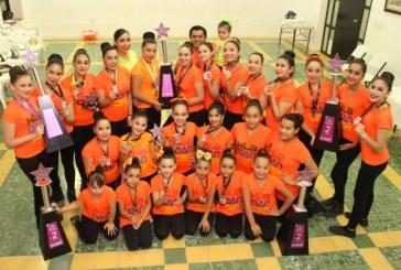 Grupo de Danza Kolibrie triunfa en competencia Nacional UPA Mexico 2016.