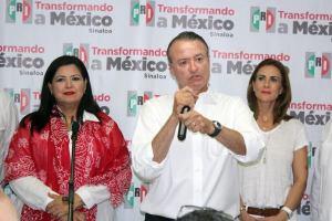Quirino Gana Guberntura d eSinaloa 2016