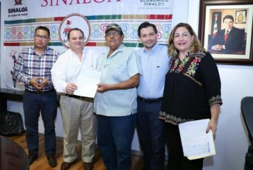 Entregan apoyos a artesanos de 8 municipios de Sinaloa