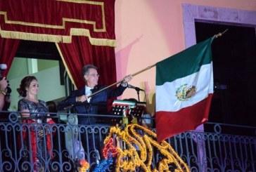 Mazatlán Celebra Grito de Independencia