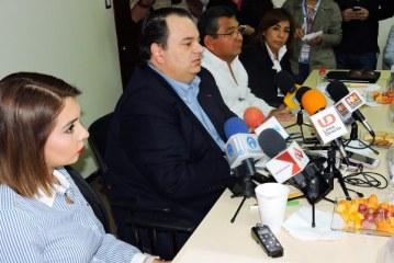 Instalan mesa de trabajo en Culiacan
