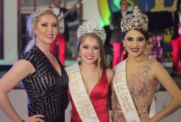 Nueva Reina Internacional del Pacífico 2017