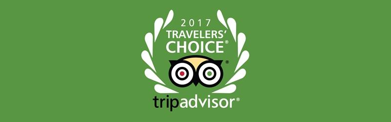 El Cid Castilla Gana premio Travelers' Choice 2017 de TripAdvisor