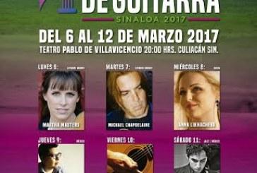 Festival de la Guitarra Sinaloa 2017