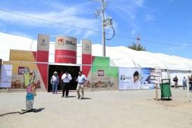 Pabellón Agroindustrial y el Centro Internacional de Agronegocios en la Expo Agro 2017