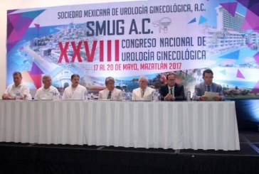 Congreso Nacional de Urología Ginecológica