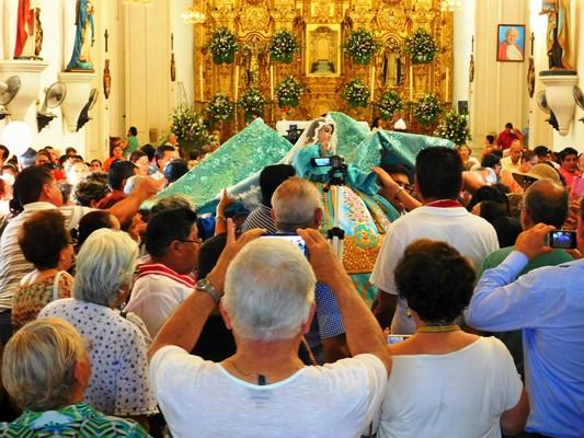 361 años de Fe y Milagros de la Santísima Virgen del Rosario 2017