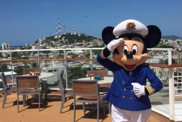 Llega a Mazatlán por primera vez el Crucero Turístico Disney Wonder
