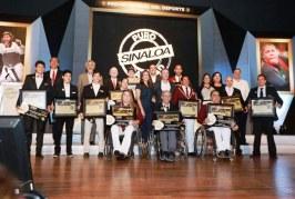 <center>Entregan el Premio Estatal del Deporte 2017</center>