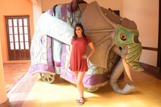 Brisia Carolina Tirado: busca sin miedo la gloria carnavalera