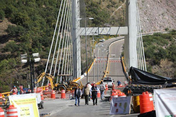 Puente El Carrizo Reapertura Marzo 2018