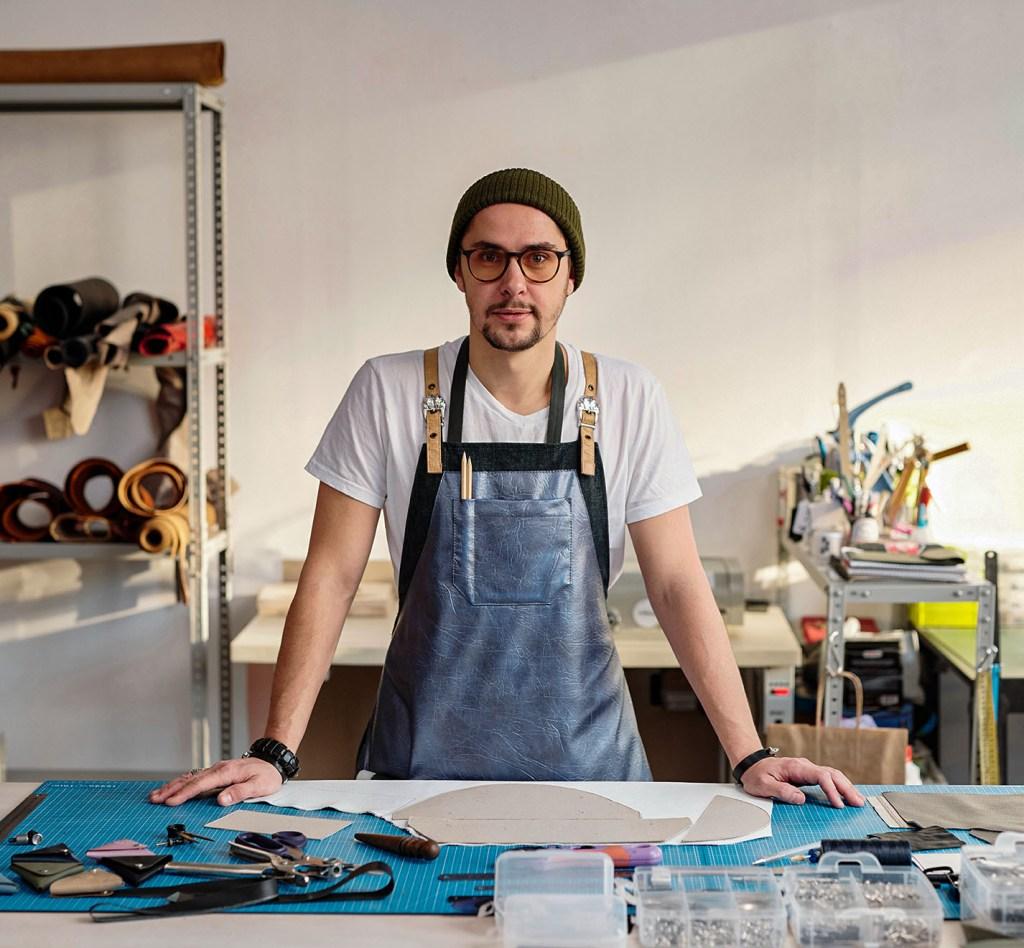 Unternehmensportrait mit dem Mazelle Kreativ Studio