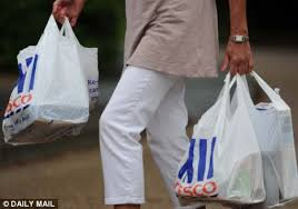 Change of enforcement tact makes polythene bags very unpopular