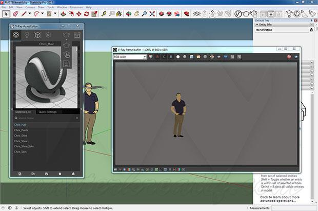 VRay for SketchUp Patch With Serial Key Full Version