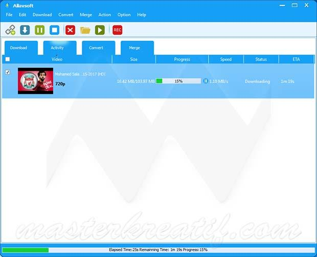 Allavsoft Video Downloader Converter Registration key