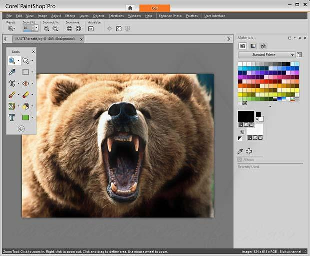 Download Corel PaintShop Pro 2019 Registration key Free