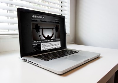 Bemanali Website
